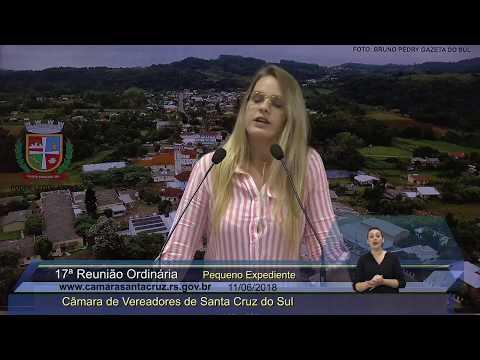 17ª Reunião Ordinária - 11/06/2018