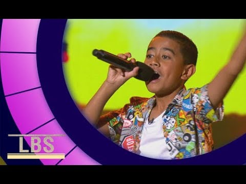 Meet Viral Reggae Artist General Fiyah | Little Big Shots Aus Season 2 Episode 6
