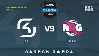 SK vs NRG - ESL Pro League Finals - de_cache [yXo, Enkanis]