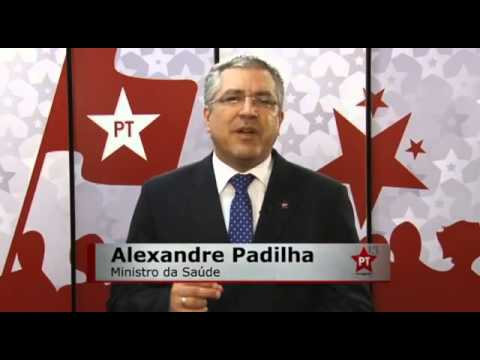 Alexandre Padilha apoia José Isac em Santana do Itararé
