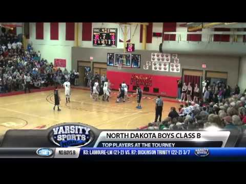 Varsity Sports Now – ND Boys B State Tourney Preview
