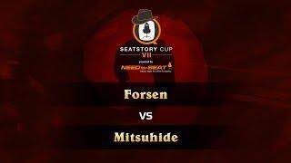 Mitsuhide vs Forsen, game 1