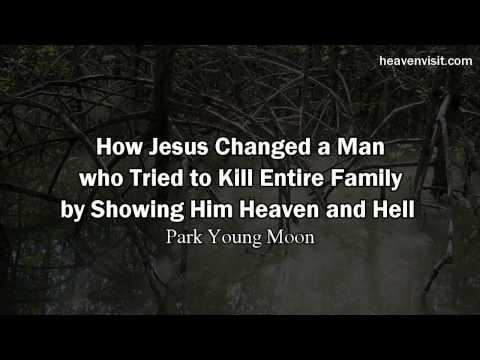 heaven/hell testimony