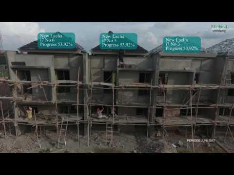 Proses Pembangunan Rumah Metland Menteng