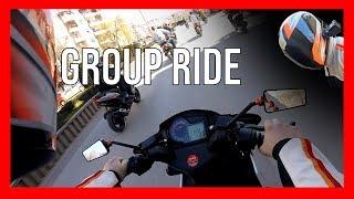 7. Aprilia SR50 R | Group ride in Kumanovo