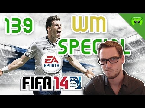 FIFA 14 Ultimate Team # 139 - WM Gruppenphase #3 «» Let's Play FIFA 14 | FULLHD