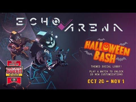 Echo Arena's Halloween Bash