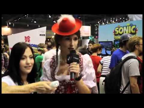 Игровая выставка Gamescom 2011