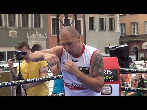 Krzysztof Glowacki Open Workout