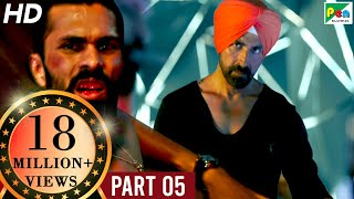 Singh Is Bliing  2015    Akshay Kumar  Amy Jackson  Lara Dutta   Hindi Movie Part 5 Of 10   Hd 1080p