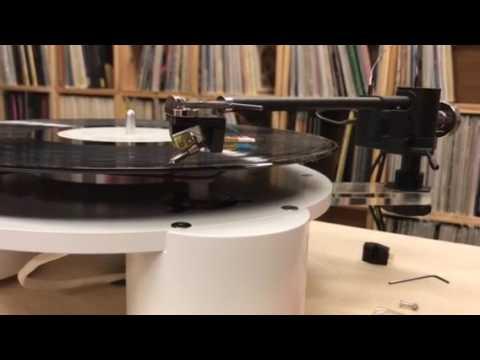 Platine vinyle Edwards Audio TT3 + CELLULE ORTOFON 2M Black ex demo