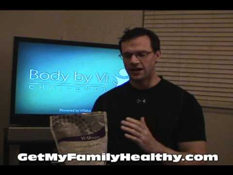 Personal Trainer/Fitness Pro explains Visalus Shakes