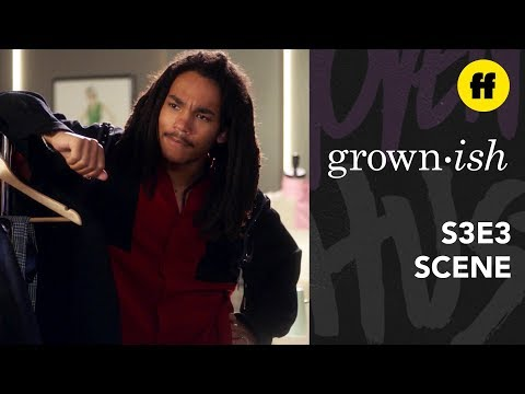 grown-ish Season 3, Episode 3 | Zoey's Favor for Luca Goes Wrong | Freeform