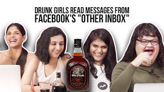 "Video Drunk Girls Read Messages From Facebook's ""Other Inbox"" MP3, 3GP, MP4, WEBM, AVI, FLV Maret 2019"