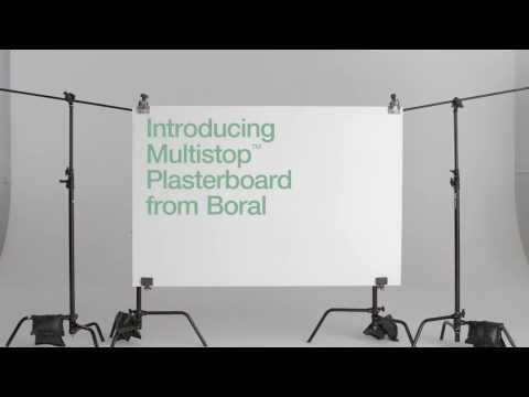 USG Boral Multistop Plasterboard: Mould Resistance