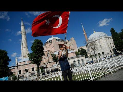 Τουρκία – ΥΠΕΞ: Δεν θα υποχωρήσουμε στο θέμα της Αγίας Σοφίας – Είναι κυριαρχικό μας δικαίωμα…