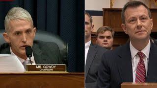 Video Rep. Trey Gowdy questions FBI's Peter Strzok in fierce grilling MP3, 3GP, MP4, WEBM, AVI, FLV Maret 2019