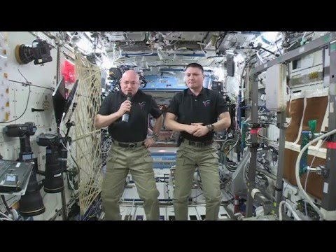 A Message from the World s Astronauts to Climate Conference