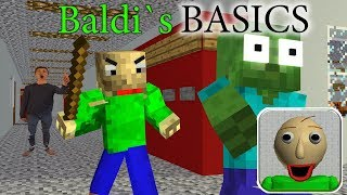 Video ✅ Школа монстров майнкрафт BALDI'S BASICS in education MP3, 3GP, MP4, WEBM, AVI, FLV September 2018