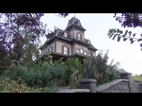 Phantom Manor at Disneyland Paris Full POV Ride Experience (Haunted Mansion) Frontierland HD