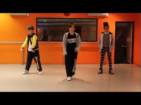 Видео урок Уличных танцев: Хип-Хоп, Брейк Данс.