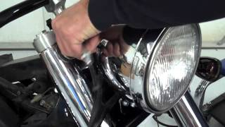 10. Honda Shadow Ace 750 Drag Bars