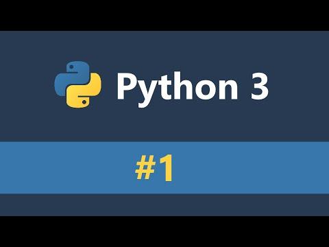 Kurs Python 3 [#1] Instalacja środowiska, PyCharm