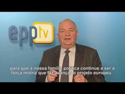 XXXV Congresso PSD: Declaração de Joseph Daul