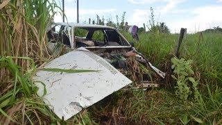 Paraguaçu Paulista: motorista embriagado mata namorada em acidente