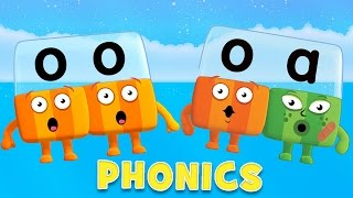 Video Learn to Read | Phonics for Kids | Letter Teams - OO and OA MP3, 3GP, MP4, WEBM, AVI, FLV September 2019