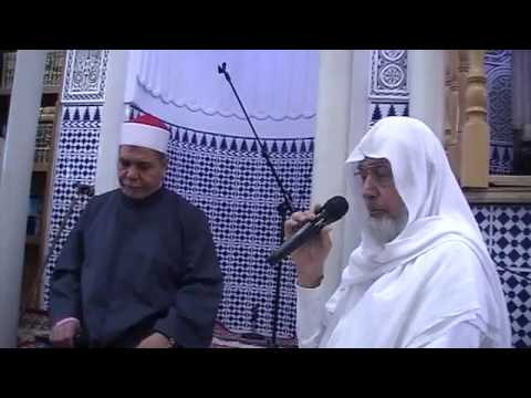فضيلة الشيخ بشير صديق يتحف مسامعنا بما جاد الله به عليه من سورة الضحــى بقراءات مختلفـــة