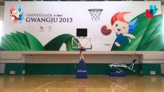 Muan-gun South Korea  City pictures : Competition venues_18_Muan Indoor Gymnasium_Basketball