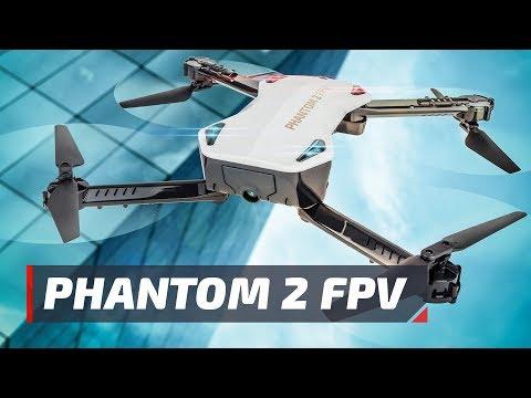 Квадрокоптер Pilotage Phantom 2 FPV, RTF,  электро