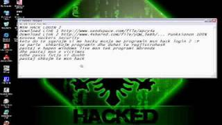 msn hack login kosova hacker security cr4zyhunt3r.wmv