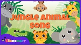 Download Lagu Jungle Animals Song | Kids Songs | Nursery Rhymes | The Kiboomers Mp3