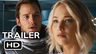 Passengers Official Trailer #1 (2016) Jennifer Lawrence, Chris Pratt Sci-Fi Movie HD by Zero Media