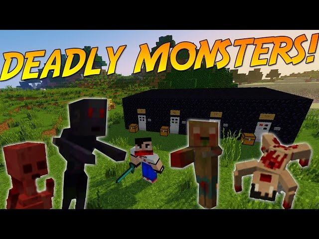 Deadly-monsters-1-11-minecraft
