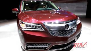 TOV Video: 2014 Acura MDX Exterior Overview With Chief Engineer (Video 3 Of 3)