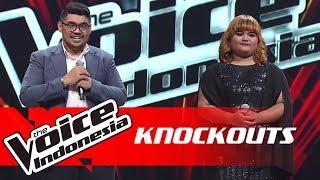 Video Abraham vs Artha | Knockouts | The Voice Indonesia GTV 2018 MP3, 3GP, MP4, WEBM, AVI, FLV Juni 2019