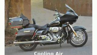 9. 2011 Harley-Davidson Road Glide Ultra - Features & Details