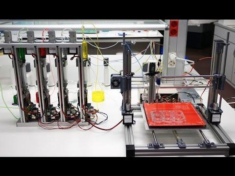 Video > Consiguen imprimir piel humana con una bioimpresora 3D