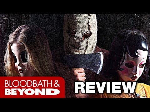 The Strangers: Prey at Night (2018) - Horror Movie Review