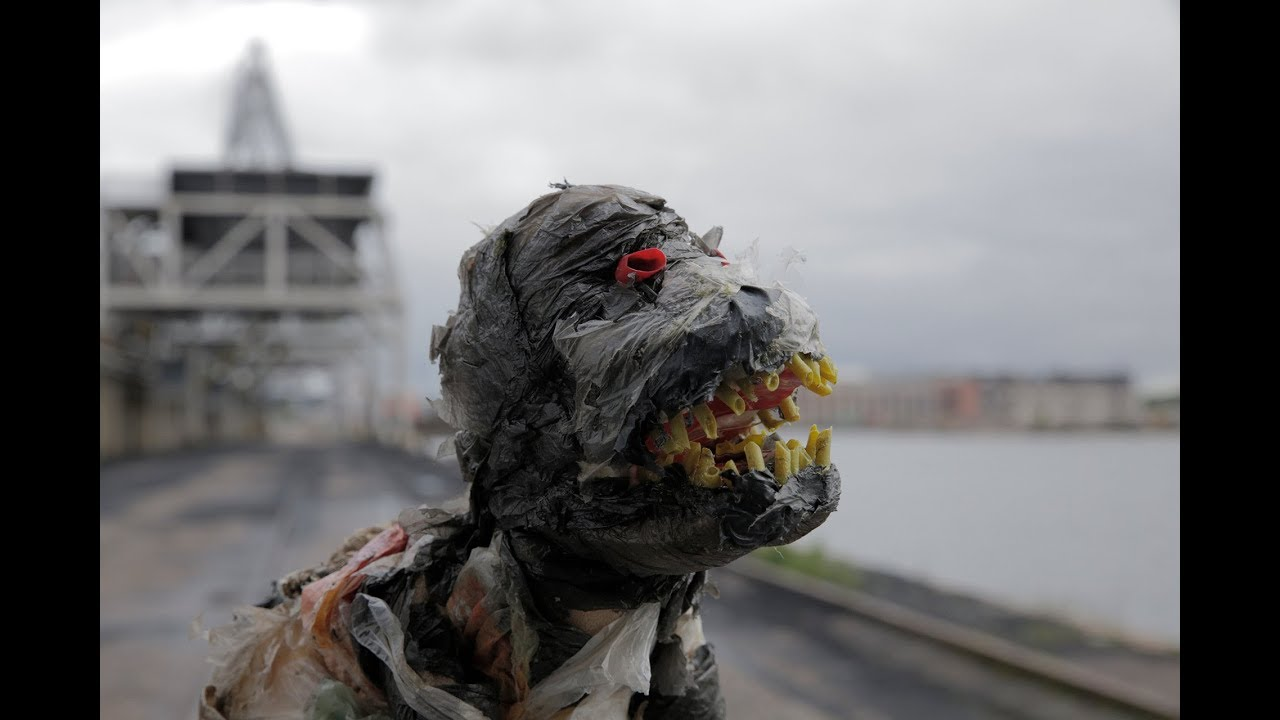 #ThisisEU – Ευρωπαϊκές Αξίες | The Plastic Godzilla of the Baltic Sea – Animasyros 2019