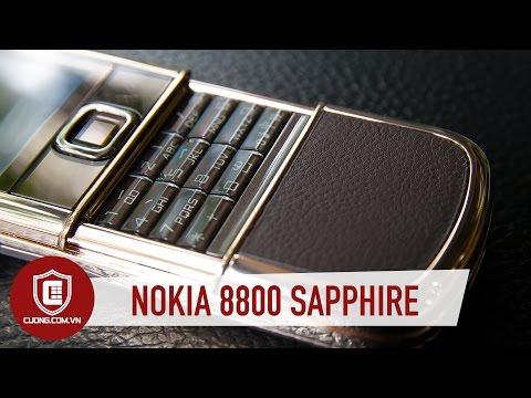 Cuong.com.vn | Nokia 8800 Sapphire