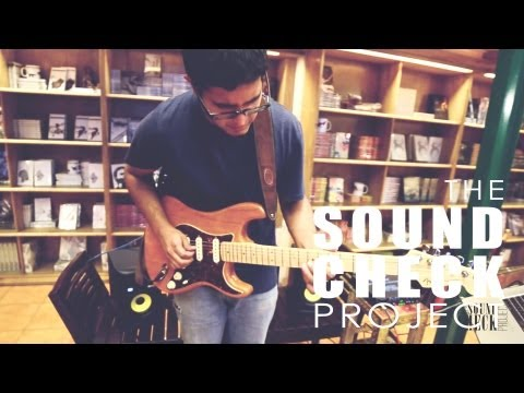 The Soundcheck Project : Varun Kishore - 'The Spy'