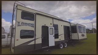 Nice Clean 1 owner, MSRP New is $55,000.00. Seller motivated, bring all offers. Video courtesy of Kelly Hicks RV Sales located at the corner of US RT52 and Inlet Road in the Village of Sublette, IL 61367. Phone Kelly @ (815)-849-9089 with any questions. Enjoy!