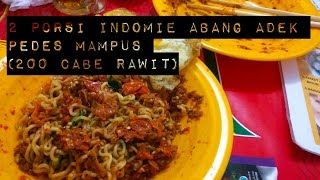 Video TRAGIS !! 200 Cabe Rawit Indomie Abang Adek Pedes Mampus MP3, 3GP, MP4, WEBM, AVI, FLV Maret 2018
