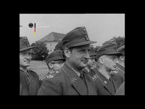 Die frühe Bundeswehr im Bild (1955-1957)