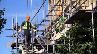 Scaffolding Erectors - Hallam Scaffold Ltd