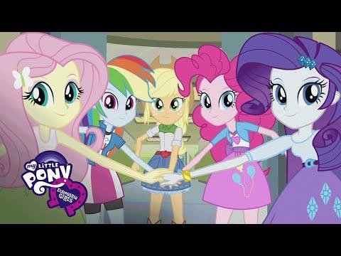 MLP Equestria Girls - Rainbow Rocks - 'Better Than Ever' Music Video